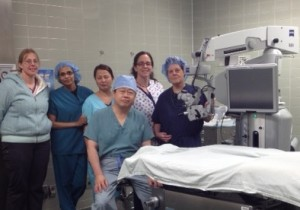 DrJHuang-SurgicalTeam 2014